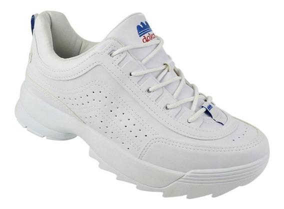 Tênis Feminino Sneaker Tratorado Dakota G0981