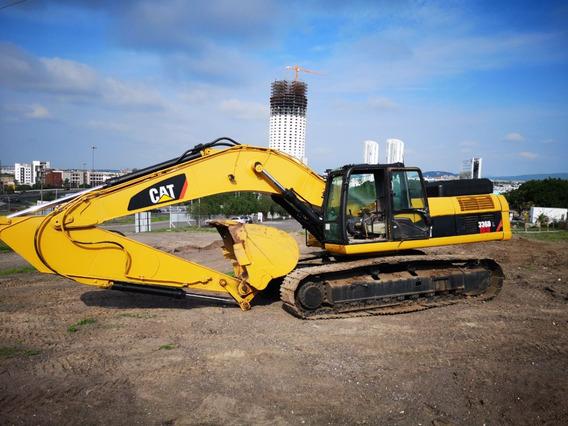 06) Excavadora Caterpillar 336dl Sistema Hidraulico 2011