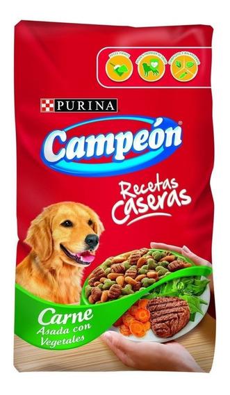 Alimento Campeón Recetas Caseras perro adulto todos los tamaños carne/vegetales 25kg