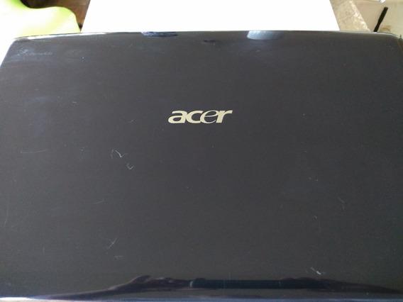 Notebook Acer Aspire 5542 - P/conserto Ou Retirada De Peças