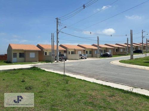 Casa Com 2 Dormitórios À Venda, 49 M² Por R$ 280.000,00 - Sorocaba - Sorocaba/sp - Ca0007