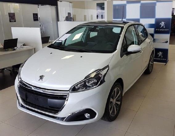 Peugeot 208 1.6 16v Griffe Flex Aut. 5p Completo 0km2019