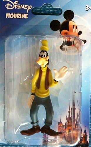 Muñeco Disney Figurine Goofy Personaje Coleccion Rdf1