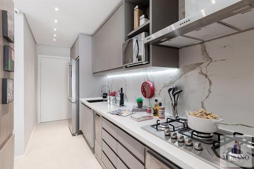 Apartamento Para Venda Em São Paulo, Tatuapé, 4 Dormitórios, 2 Suítes, 4 Banheiros, 2 Vagas - Tat132ab_1-1438015