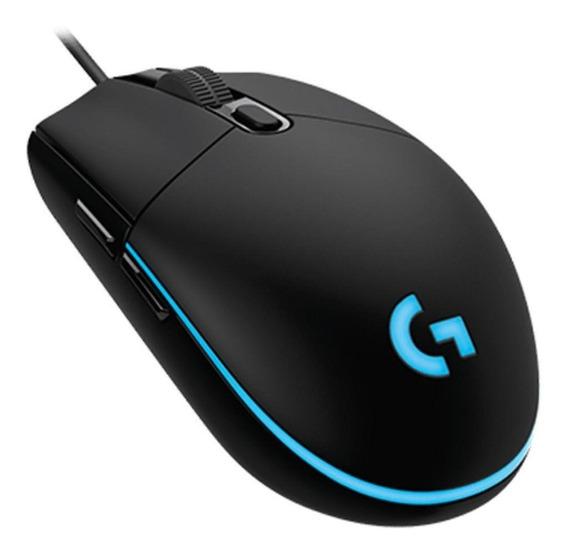Mouse Logitech Pro Rgb Gaming 12.000 Dpi 910-004873