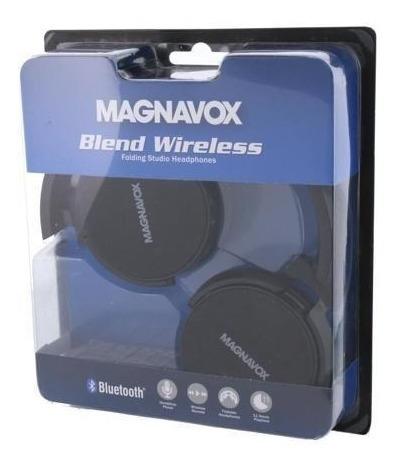Audífonos Estéreo Plegables Bluetooth Mbh542 Magnavox