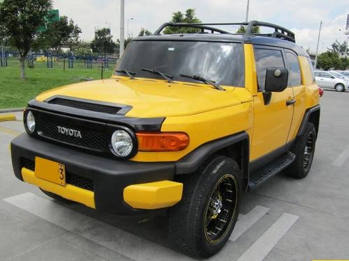 Toyota Fj Cruiser At 4.0