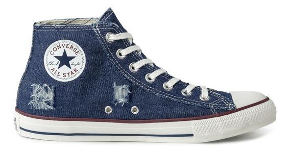 Tênis Converse Chuck Taylor All Star Azul Ct11970001