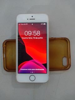 iPhone SE 128 Gb Dourado