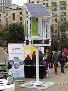 Generador Eólico Solar Para Hogar Mediano