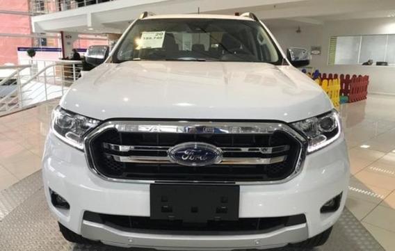 Ford Ranger 3.2 Branco 2020 0km