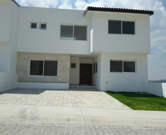 Se Vende Preciosa Casa En Lomas De Juriquilla, Querétaro