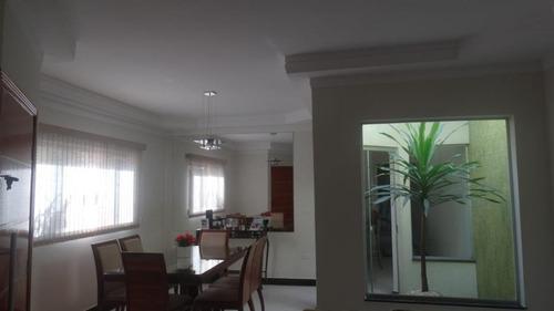 Casa À Venda, 158 M² Por R$ 480.000,00 - Parque Novo Mundo - Americana/sp - Ca0510