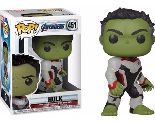 Funko Pop 451 Hulk 451 Avengers Endgame