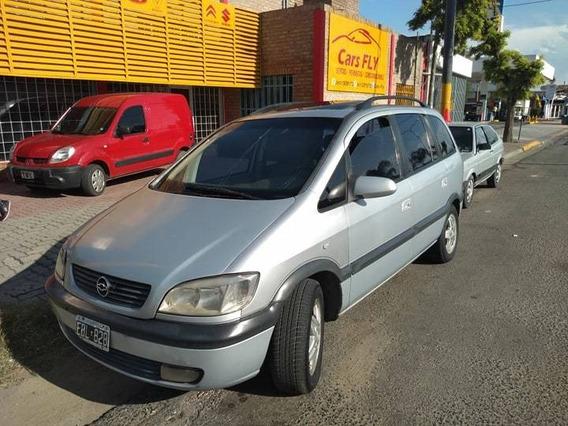 Chevrolet Zafira Mod 03 7 Asientos Full C Gnc