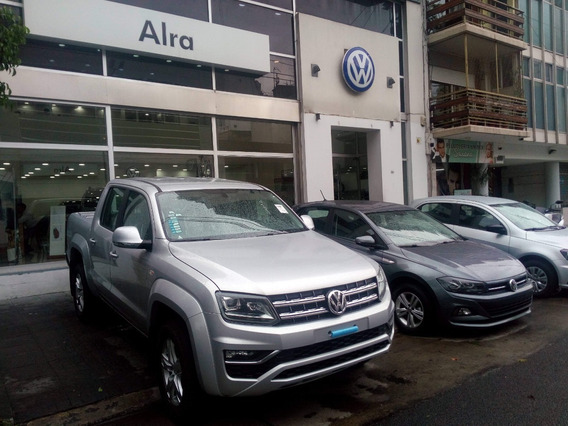 Volkswagen Vw Amarok 4x2 Highline 0 Km My 2020 13