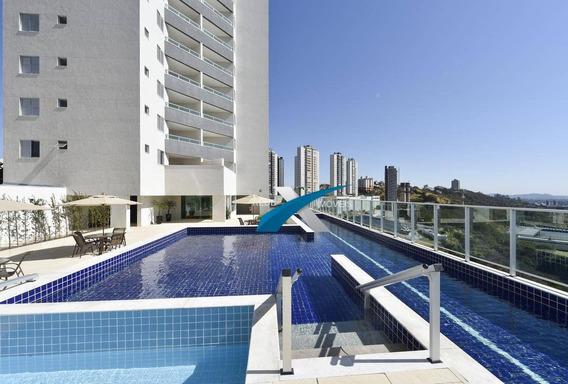 Apartamento Com Área Privativa No Bairro Engenho Nogueira./bh - Gd0058