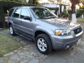 Ford Escape 4 Cilindros Factura Original Muy Poco Uso