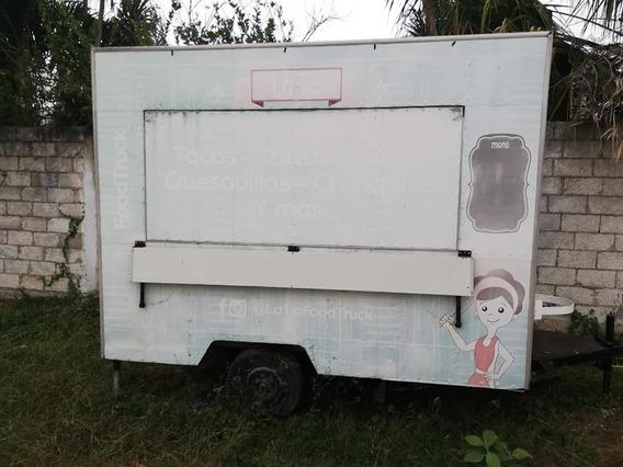 Food Truck 2 X 3 Mts