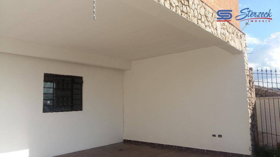 Casa Com 1 Dormitório Para Alugar, 50 M² Por R$ 960,00/mês - Centro - Vinhedo/sp - Ca0998