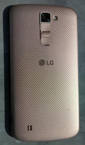 Celular LG K10 Tv - K430 Tv - Tela Quebrada, Bateria Extra.