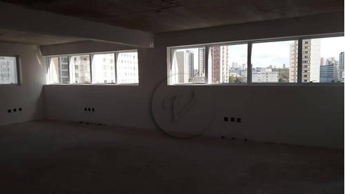 Imagem 1 de 16 de Conjunto Para Alugar, 160 M² Por R$ 6.500,00/mês - Vila Assunção - Santo André/sp - Cj0019