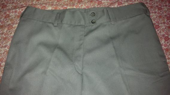 Pantalon Color Beige, Muy Bueno Casi Sin Uso !!!!!!!!!!!
