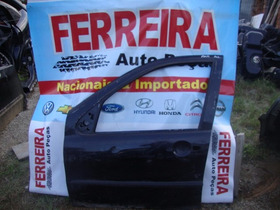 Porta Dianteira Direita Do Fiat Palio  So A Lata