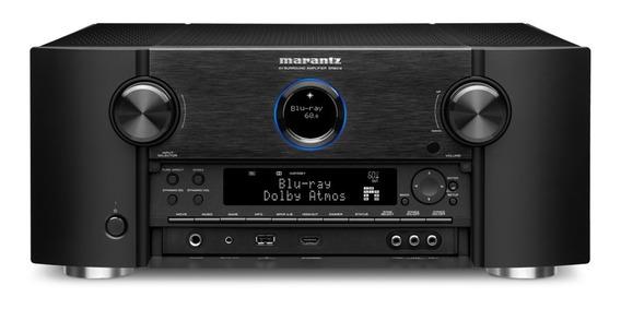 Receiver Marantz Sr 8012 11.2 Canais 4k Wifi Bluetooth 140w