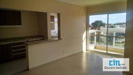 Apartamento Residencial Para Locação, Centro, Boituva. - Ap0036