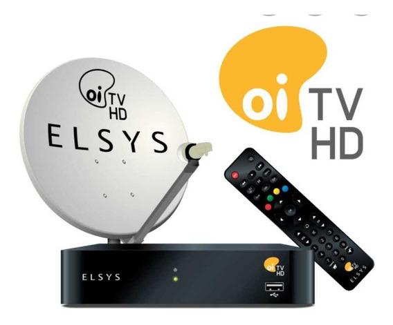 Elsys Oi Tv Hd Livre Com 60 Canais Livres