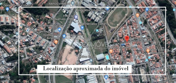Rua Sao Lucas, Santa Claudina, Vinhedo - 335384