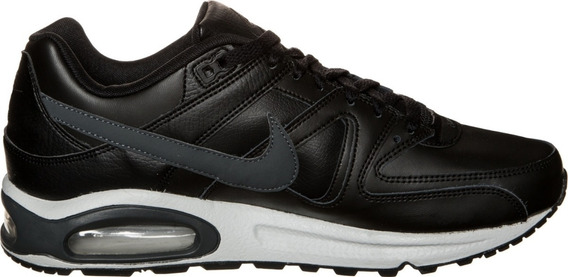 Zapatillas Nike Air Max Command Leather Hombres 749760-001