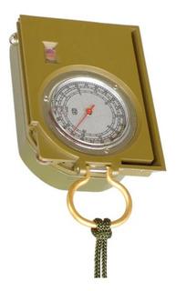 Bússola Profissional C/ Medidor De Mapas/clinômetro S80 Csr