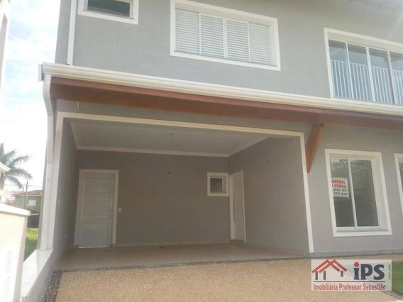 Sobrado Com 3 Dormitórios À Venda, 185 M² Por R$ 980.000 - Betel - Paulínia/sp - So0529
