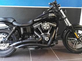 Harley Davidson Street Bob 2016 Solo 3633 Km Ven Por Ella
