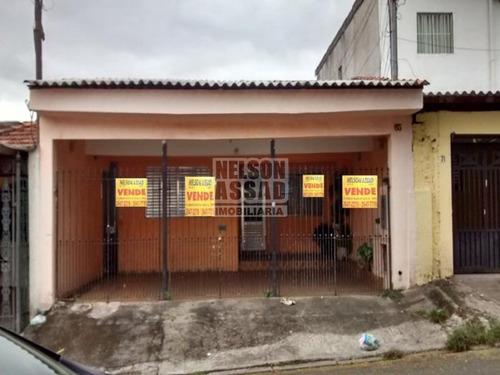 Imagem 1 de 1 de Casa Térrea Para Venda No Bairro Vila Marieta, 2 Dorm, 0 Suíte, 2 Vagas, 0 M - 772