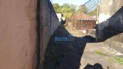 Imagem 1 de 13 de Terreno Vila Pirituba Com 700 Metros E Escriturado - Te0192