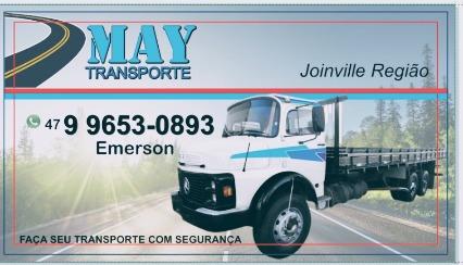 Imagem 1 de 1 de May Transporte