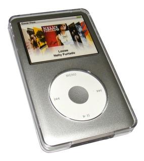 Cristal Case Protector iPod Classic 120gb 160gb Cubre Lcd