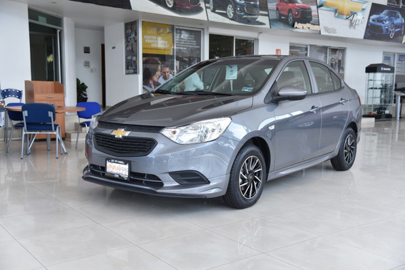 Chevrolet Aveo 1.5 Ls T/manual 2020