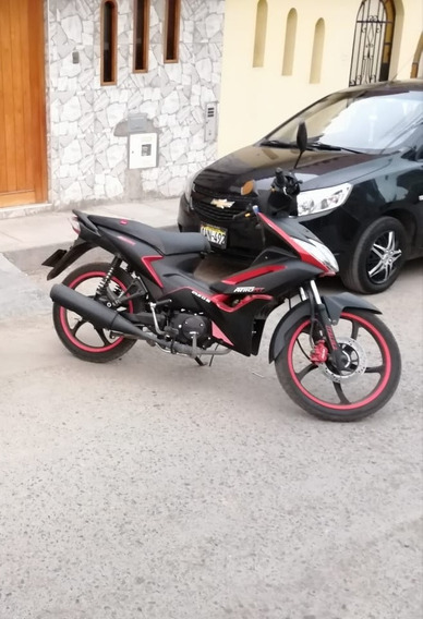 Moto Semiautomática Motor 110 Modelo 2018 Italika