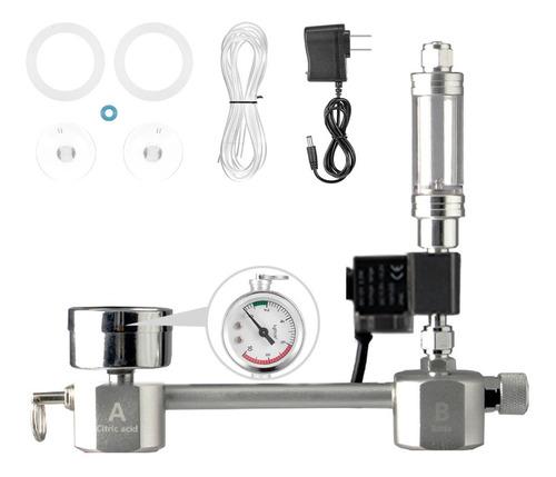 Imagen 1 de 9 de Acuario Diy Sistema Generador De Co2 Kit Sistema Generador D