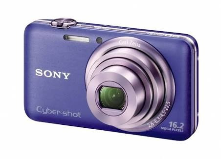 Camera Digital Sony Cyber Shot 16.2 Full Hd