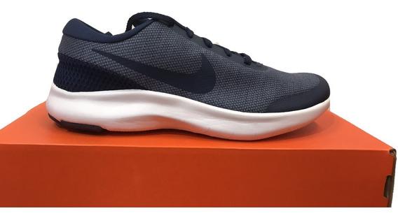 Tênis Nike Flex Experience Rn 7 Azul E Branco Original