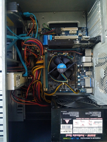 Computador Usado Intel I5 4 Gb Ram 1 Tb