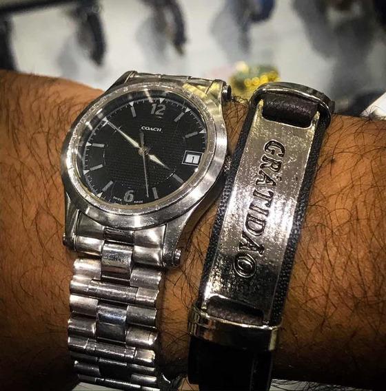 Relógio Coach Quartz