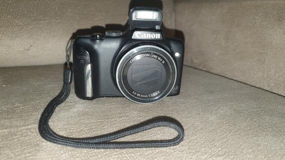 Câmera Digital Canon Powershot Sx170is