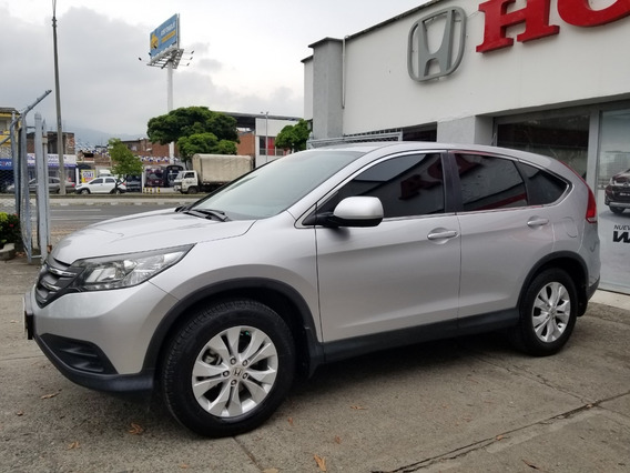 Honda Cr-v City Plus Motor 2.4 M 2.014 Plata Alabaster