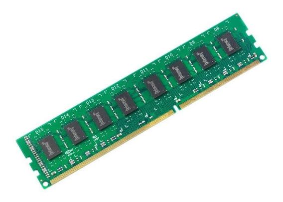 Memoria 4gb Ddr3 1600mhz Dimm Para Pc Nuevas 1 Año Garantía